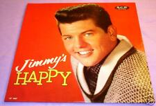 "JIMMY CLANTON ""Jimmy's Happy"" ORIGINAL LP"