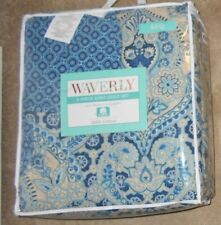 WAVERLY Moonlit Shadows Quilt Collection King Lapis