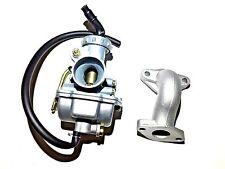 Kazuma 50Cc Meerkat 50 Atv Performance Carburetor W/ Manifold Set Carb Assembly