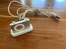 iPod Shuffle 2d gen silver 1GB