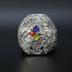 2008 Pittsburgh Steelers Super Bowl  World Championship Ring