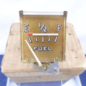 Fuel Gauge 1942 Dodge DeLuxe Series 42 Custom Series Gas Gauge D22 974685 NOS