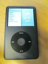 iPod Classic 120GB 7th Gen Black VGC