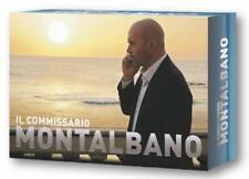 Dvd Il Commissario Montalbano Stagione 01-13 Serie Completa 1999-2019 (34 DVD)