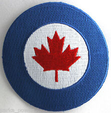Mod Target Canada Iron on Patches, Ska, Scooters Badge
