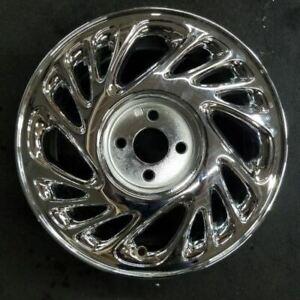 "15"" CHROME SATURN S SERIES 1998-1999 OEM Factory Original Wheel Rim 7010"