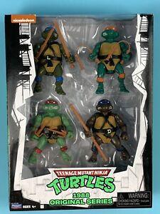 TMNT Ninja Turtles Michelangelo Raphael Leonardo Donatello 1988 Original Series