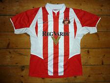 "Sunderland football shirt ""KYLE 9"" soccer jersey trikot camiseta 2002 Reg Vardy"