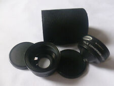 MAMIYA SEKOR TELE CONVERTER + WIDE CONVERSION LENS FOR 528TL ~ NICE CONDITION