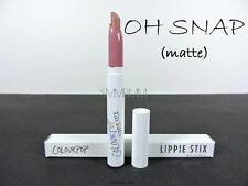 COLOURPOP Lippie Stix 'OH SNAP' Matte Lipstick Pale Nude Pink New Original (1g)
