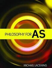Philosophy for as: 2008 Aqa Syllabus (Paperback or Softback)