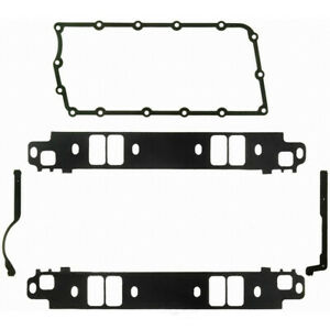 MS95392-1 Felpro Set Intake Manifold Gaskets New for Ram Van Truck Dodge 1500