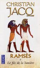 Le Fils de La Lumiere (Ramses) (English and French Edition)