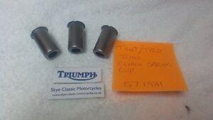 triumph T100/T120 clutch cups set of 3