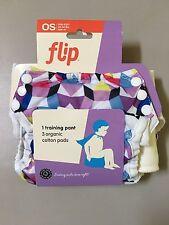 NIP Bumgenius Flip Trainer Cloth Potty Set Alicia Limited Edition Organic NEW