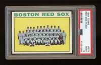 1964 Topps Set Break #579 - Red Sox Team PSA 9 MINT