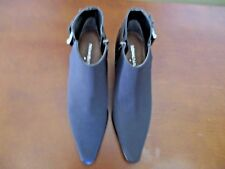 NEW Donald J Pliner Lito Ankle Bootie Boots Shoes Crepe Pointy Toe Sz 6 $285