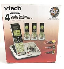 VTech CS6429-4 Digital Answering Machine Cordless Phone w/ 4 Handsets