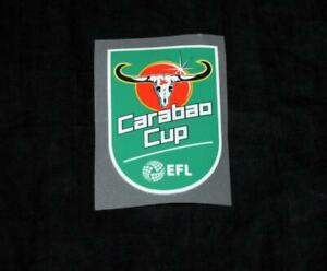 Official EFL Cup Football Patch/Badge 2020/21 Carabao cup Manchester city