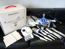 DJI Phantom 3 Advanced (Drone) con accessori e seconda batteria Ottimo Stato