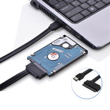 "For 2.5"" Hard Disk Drive SATA 22Pin to eSATA Data With USB 0.5m Power Cable Lead"