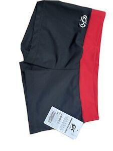 gk elite gymnastics shorts size AM