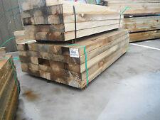 TREATED PINE SLEEPERS 200x75 1.8m RETAINING WALL GARDEN