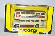 CORGI 469 LONDON ROUTEMASTER BUS WORLD AIRWAYS MINT BOXED