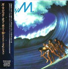 Boney M. – Oceans Of Fantasy  CD MINI LP OBI