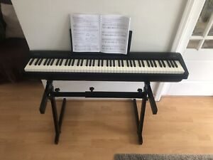 Roland FP-30 Digital Piano with Bag & stand/pedal -  extremely good condition.