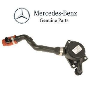For Mercedes W164 W251 3.0L V6 Pressure Control Valve w/ Breather Pipe Genuine