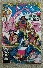 Marvel Comics Uncanny X-Men #282 1st Appearance Of Bishop