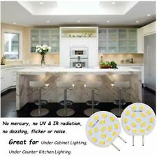 2.5W Dimmable G8 Bi-pin Base LED Light Bulb 120V for Under Cabinet Lighting