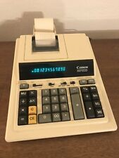 Canon Mp21D 2 Color 12 Digit Business Desktop Printing Digital Calculator