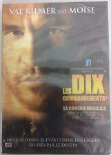 Les 10 Commandements la Comédie Musicale dvd