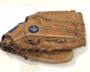 Spalding Righty Softball Glove - Competition S Pro Series 42-211 NICE