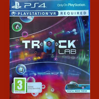 TRACK LAB - PlayStation 4 PS4 ~3+ resealed PSVR PlayStation VR Required!