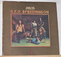 R E O Speedwagon - Ridin The Storm Out - Vinyl LP Record Album - Epic PE 32378