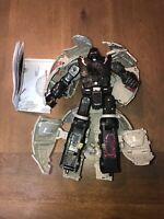 Star Wars Transformers Darth Vader / Death Star Action Figure Hasbro incomplete!
