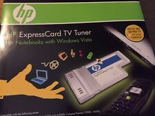 HP ExpressCard TV Tuner for Notebooks with Windows Vista 440478-001