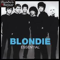 BLONDIE - ESSENTIAL CD ~ DEBORAH HARRY ~ GREATEST HITS / BEST OF 70's *NEW*