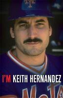 I'm Keith Hernandez  (ExLib) by Keith Hernandez