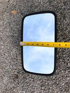 "Large Size 7"" x 12"" Universal Farm Tractor Mirror, great for Massey Ferguson"