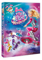 Barbie: Star Light Adventure DVD Collette Sunderman cert U ***NEW*** Great Value