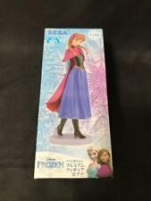New Disney Frozen Premium Figure Ana Amusement Limited Freebie SEGA