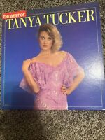 Tanya Tucker the Best of 33RPM MCA5357 123116LLE