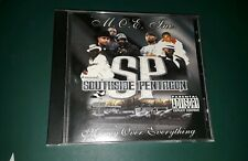 Money Over Everything ~ Southside Pentagon Z-RO DJ SCREW  TEXAS RARE OOP G-FUNK✔