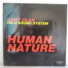 "Gary Clail On-U Sound System – Human Nature (Vinyl, 12"", Maxi 45 Tours)"