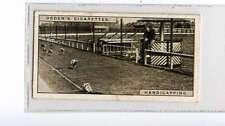 (Jp039-100) Ogdens,Greyhound Racing,Handicapping, 1927 #8