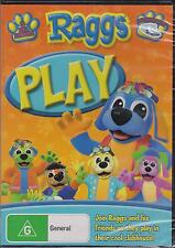 RAGGS - PLAY - CHILDRENS FAVOURITE - AS SEEN ON ABC TV - DVD